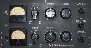 Fairchild Model 670 Vari Mu Compressor