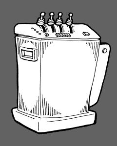 EMT 250 Cartoon