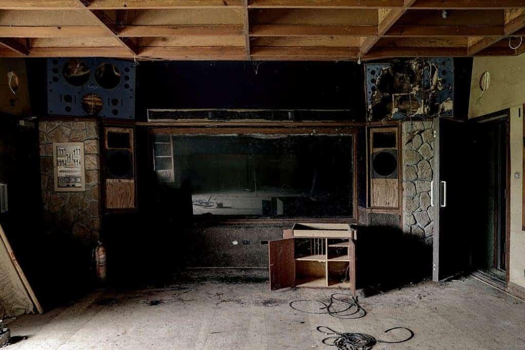 AIR Studios control room