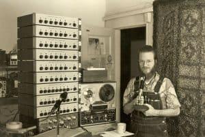 Dan Dugan with Auto Mixers
