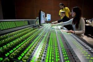 Audio Engineering School