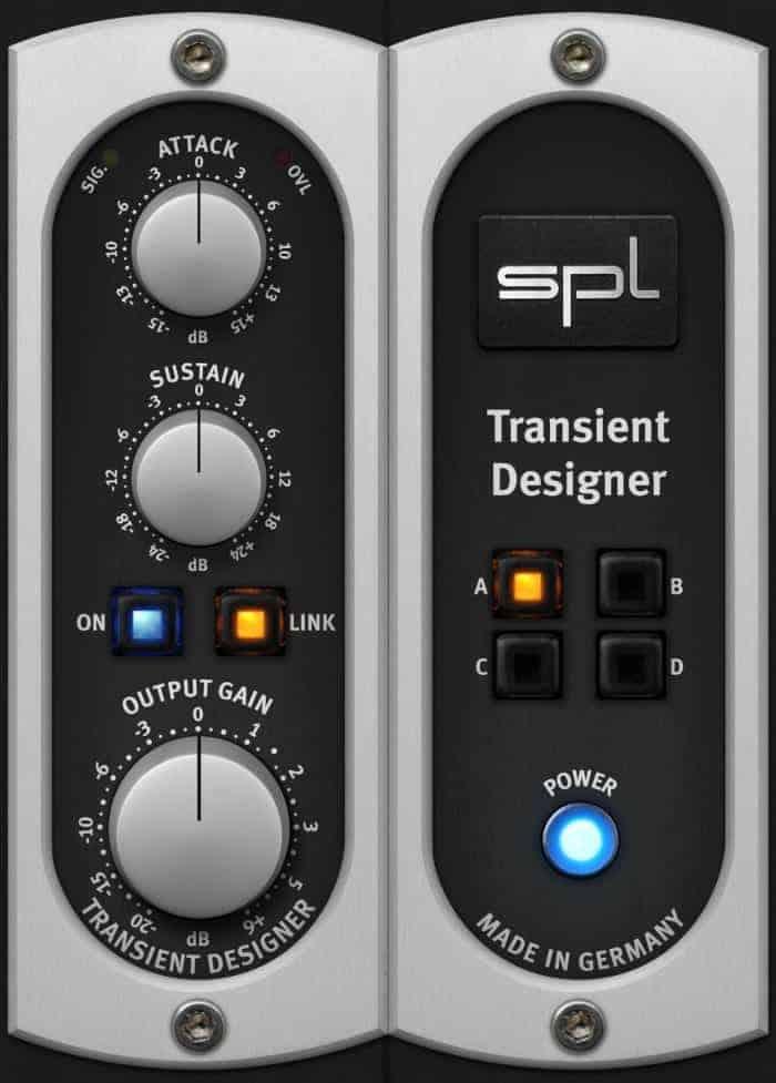 SPL Transient Designer