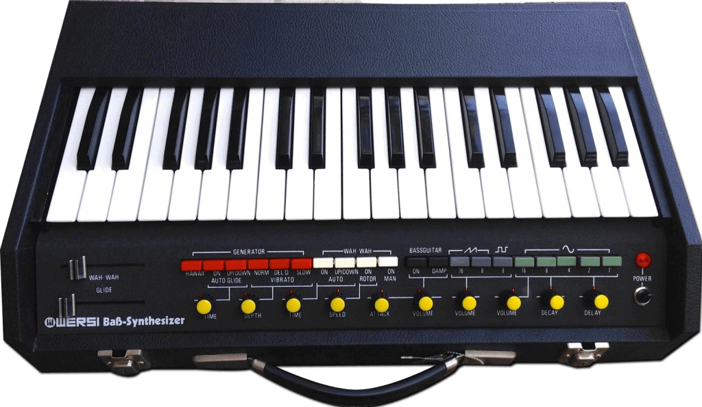 Wersei Bass Synth