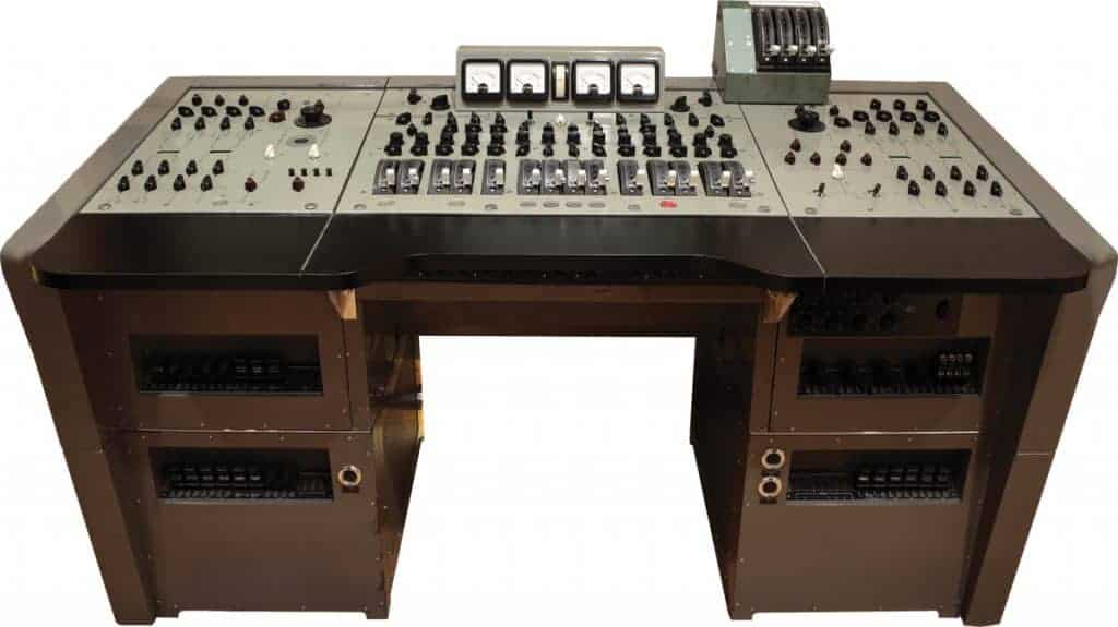 REDD.17 Beatles Abbey Road Recording Console