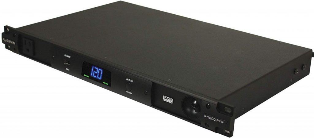 Furman P-1800 AR Advanced Level Voltage Regulator and Power Conditioner