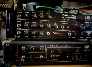 Digital Reverb Unit