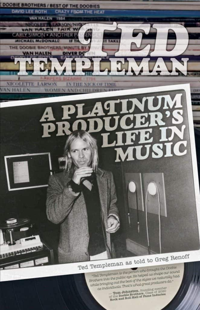 Ted Templema A Platinum Producers Life in Music