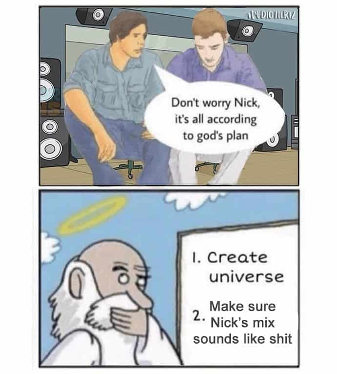Top 9 Music Producer Memes Of 2020 - Number 8
