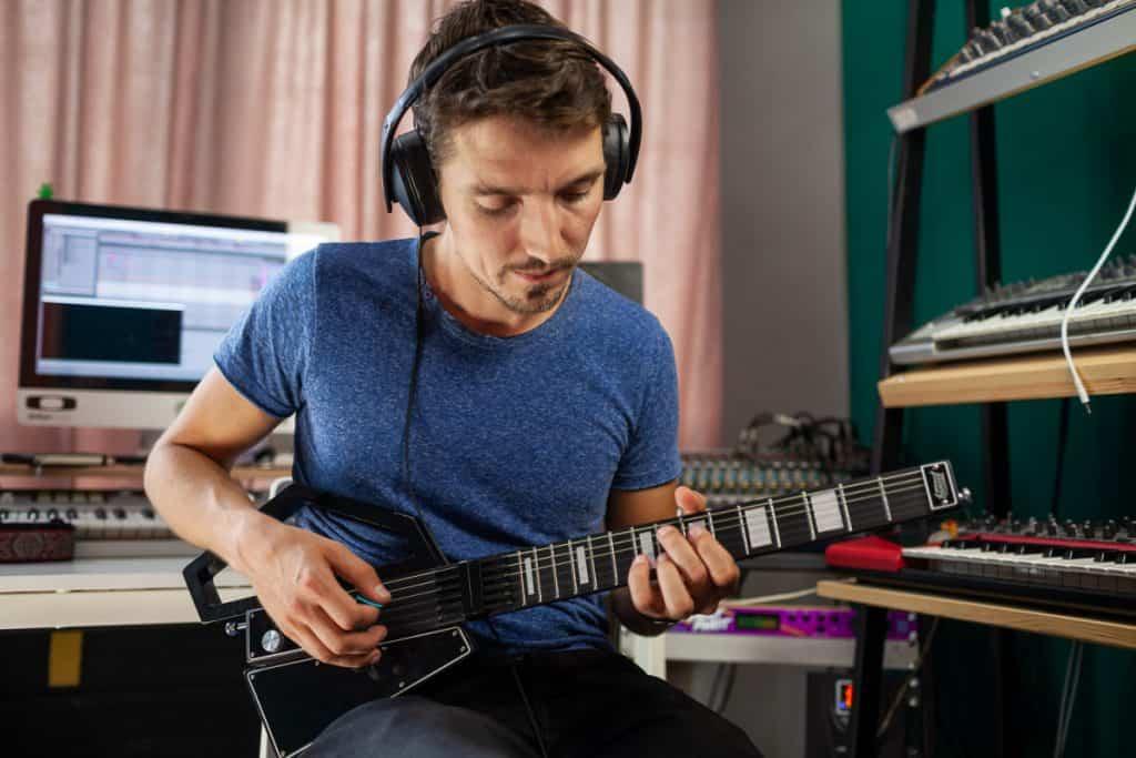 Jammy G MIDI Guitar & Controller