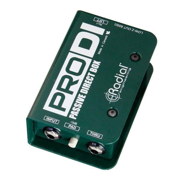 Radial Pro DI Passive Direct Box