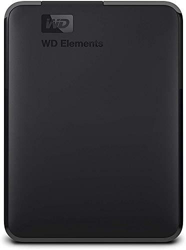 Western Digital 5TB Elements Portable External Hard Drive