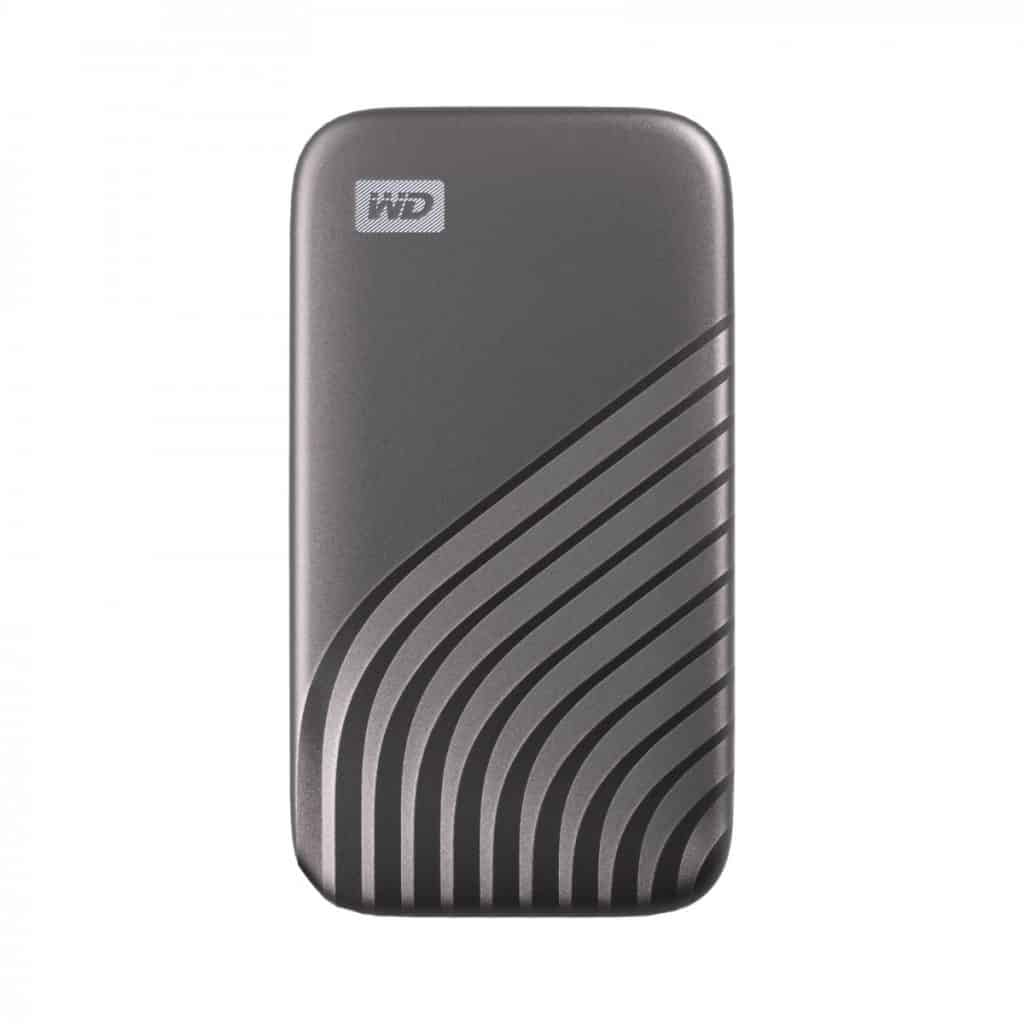 Western Digital 1TB My Passport Solid State Drive External Portable Hard Drive